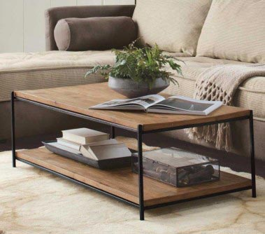 Weathered-Wood-Coffee-Table-3