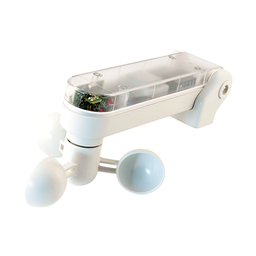 Sensor de viento - anemómetro para domotica