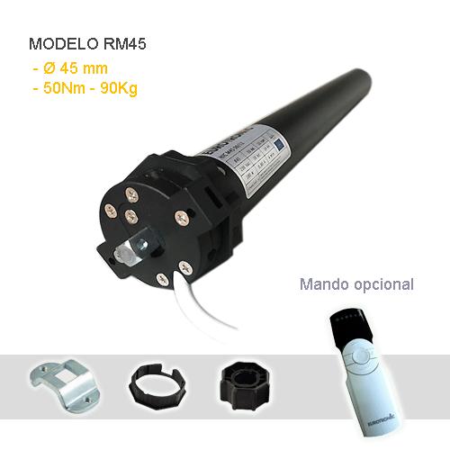 Motor para persianas Eurotronic RM45-50N