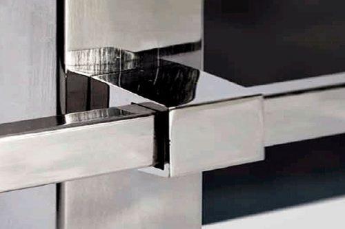 Accesorios y herrajes para barandillas de acero inoxidable - linea R concept
