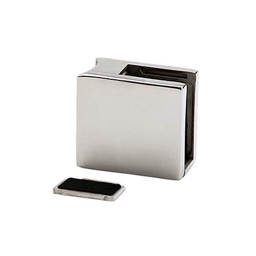 Pinza para vidrios con soporte acero inoxidable - CC-725- Comenza