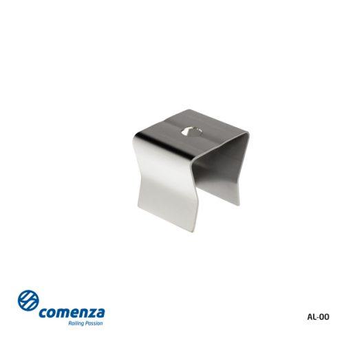 soporte de acero para perfil led