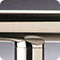 Tapas para tubo de acero inoxidable