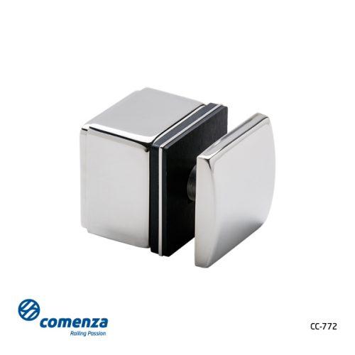Sistemas de barandillas de vidrio soporte lateral CC-772