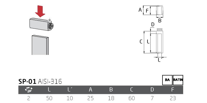 PLano soporte SP-01-comenza